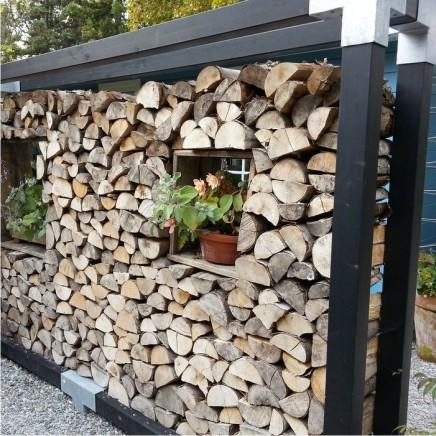 Konstrukcja z drewna