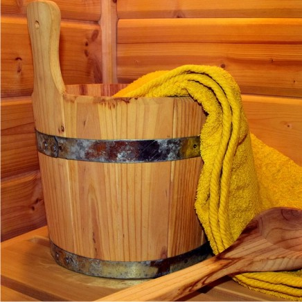 Wyposażenie do sauny